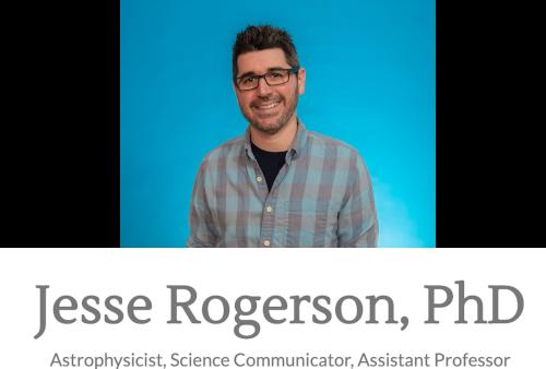 Jesse Rogerson, PhD